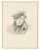Self-portrait of Pieter Gerardus van Os