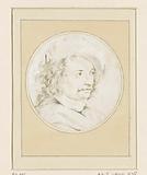 Portrait of the painter Hendrik Verschuring
