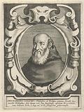 Portrait of the Augustinian Christophorus of Padua