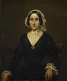 Portrait of Mrs WJS van Alphen, Baroness van Reede van Oudtshoorn