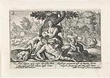 Venus mourns Adonis