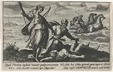 Aesculapius brings Hippolytus to life