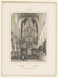 Organ in the Sint-Bavokerk in Haarlem