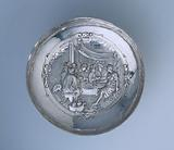 Tazza (drinking cup) with a scene of Circe and the Companions of Odysseus