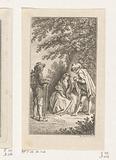 Bianca Cappello and Pietro Bonaventuri on the run from Venice