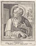 H Benedict of Nursia