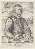 Portrait of the naval officer Willem Bloys van Treslong