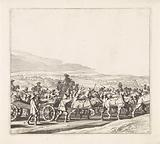 Exodus of the Spanish army from Maastricht, 1632 ()