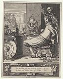 Death Surprising a Young Couple