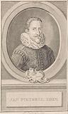 Portrait of Governor General Jan Pietersz. Coen.