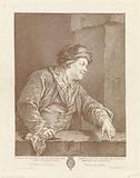 Portrait of Carle van Loo