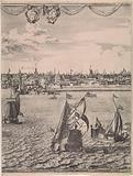 View of Rotterdam (fifth part)