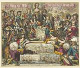Allegory of the Allies' Victories in 1704