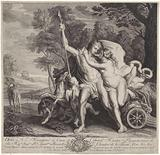 Venus tries to stop Adonis from hunting