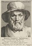 Portrait of Dirck Volckertsz. Coornhert.