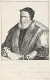 Portrait of Joost Sijbrandtsz. Buyck.