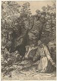 Francis receives the stigmata