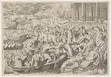Kidnapping of Helen of Troy by Paris