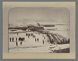 Army Unit in Position during the Winter in the Second Anglo-Afghan War