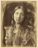 Portrait of Julia Jackson, later Mrs Herbert Duckworth