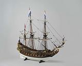 Dutch 44–gun warship