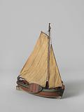 Model of a Jolly Boat