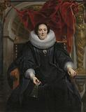 Portraits of Rogier Le Witer and his Wife, Catharina Behaghel