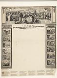 Frame for a calendar, 1645