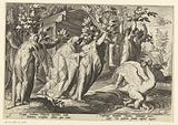 Phaethon's sisters turn into poplars and his friend into a swan