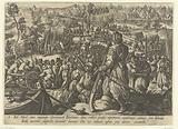 The death of Giovanni de 'Medici