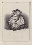 Portrait of Louise de Coligny