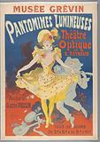 Pantomimes lumineuses, 1892