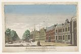 View of the Lange Voorhout in The Hague