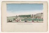 View of Somerset House on the River Thames in London