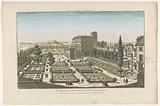 View of the Giardini Vaticani in Vatican City