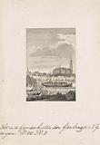 French Shoot Fleeing Troops on Gier Bridge, 1794