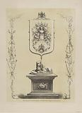 Memorial to the twenty-fifth anniversary of the Royal Military Academy, 1853