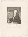 Portrait of artist Lieven Mehus