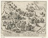 Victory over the Spanish fleet at Vlissingen, 1573