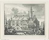 Revolt of the Cheese and Bread People in Haarlem, 1492