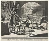 Allegory of King Charles II of England, c 1651