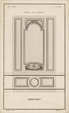 Panels with cornucopia