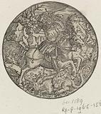 H Joris kills the dragon