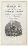 Allegory of the Belgian Revolution in 1830