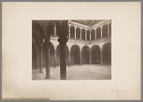 View of the Cortile of the Palazzo Bevilacqua, Bologna