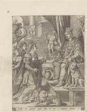 Visit of the Queen of Sheba to Solomon