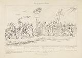 The Happy Exodus, 1815