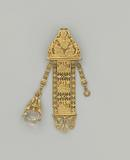 Chatelaine with a Watch Key and a Cachet (Seal)