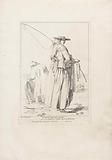 Fisherwoman from Palestrina