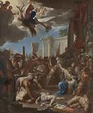 The Martyrdom of the Seven Sons of Saint Felicity
